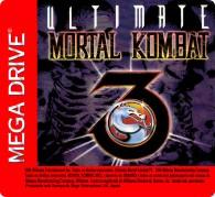 Ultimate Mortal Kombat 3 Tectoy