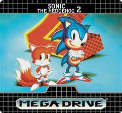 Sonic The Hedgehog 2 Mega Drive Tectoy