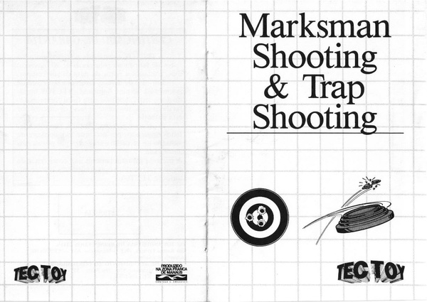 Marksman Shooting & Trap Shooting - TecToy