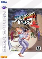 Street Fighter Zero - TecToy