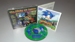 Sonic 3D Blast (PC) - TecToy