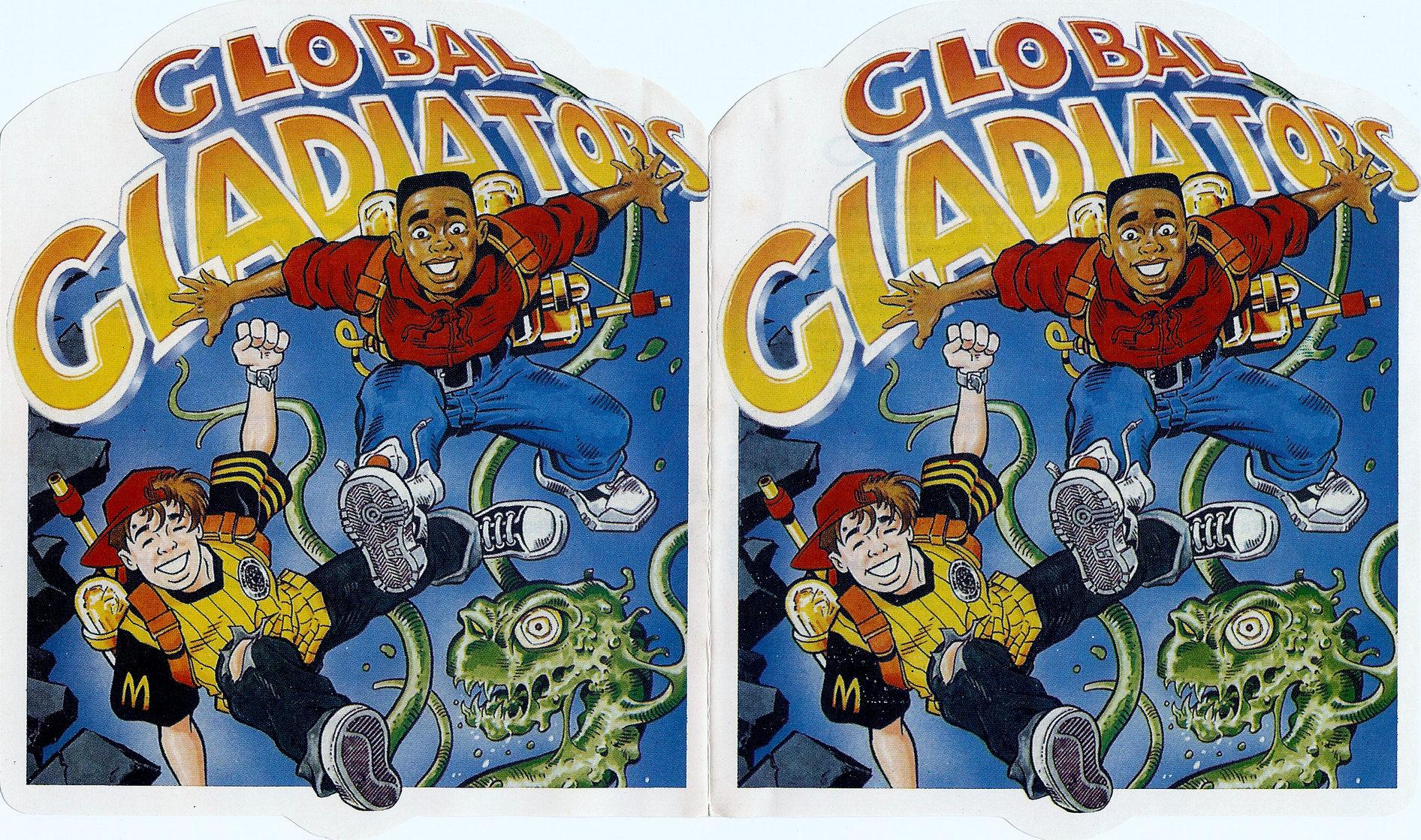 Global Gladiators Sendezeit